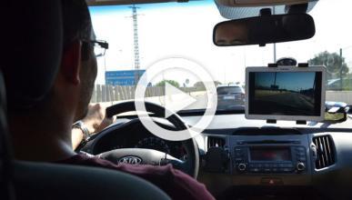 EYES, la tecnología que permite ver a través de los coches