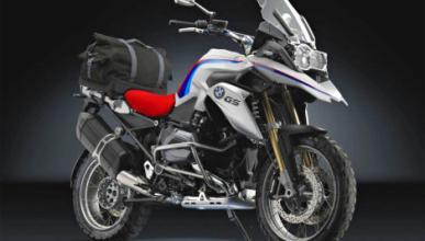 BMW R1200GS Rizoma: escultural