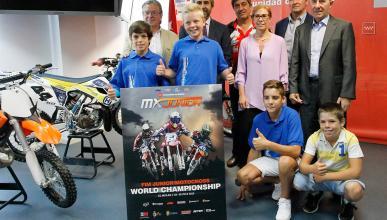 Campeonato del Mundo Junior FIM de Motocross 2015