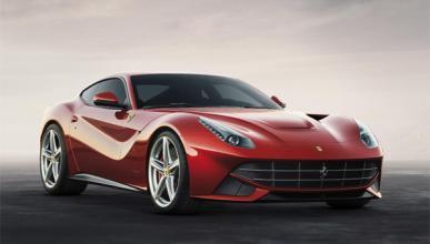 ¡Un sueño! 40 Ferrari F12 Berlinetta invaden Nürburgring