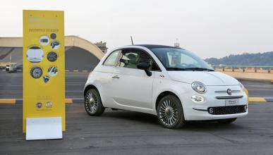 Mopar presenta más de 100 accesorios para el Fiat 500 2016