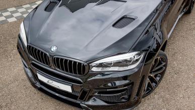 BMW X6 Lumma Design