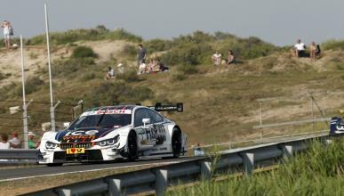 DTM 2015, Zandvoort: Wittmann y BMW vuelven a la victoria