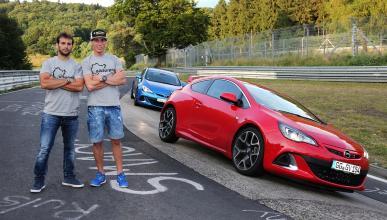 Opel Astra OPC Espargaró y Cardús