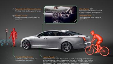 8 tecnologías que incorporará Land Rover en el futuro