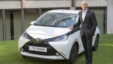 Modesto Lomba busca ayuda para personalizar el Toyota Aygo