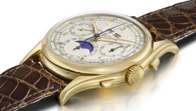 Los relojes más caros vendidos en una subasta
