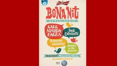 ¿Sin plan para el finde? VW te invita al festival Bona Nit
