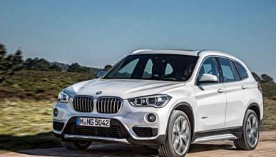 Se acerca el BMW X1 híbrido 2016