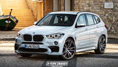 El BMW X1 podría tener variante M
