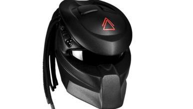 Casco Predator 4 de NLO Moto, protección de película
