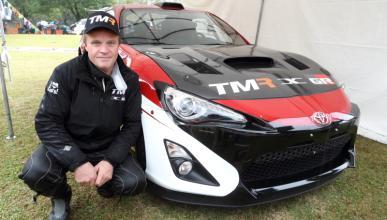 Tommi Mäkinen se pone al frente de Toyota GAZOO Racing