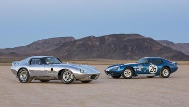 Vuelve el auténtico Shelby Cobra Daytona