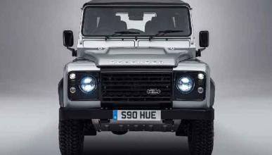 Land Rover se plantea mantener el Defender