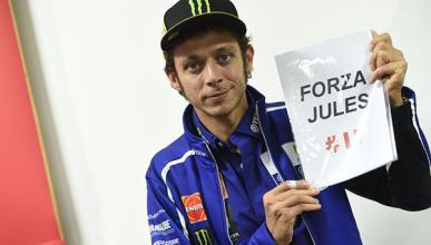 Los pilotos de MotoGP consternados con la muerte de Bianchi