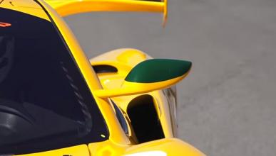La brutal aceleración de un McLaren P1 GTR