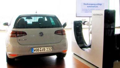 Tu aparca que Volkswagen te carga el coche