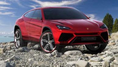 Posible Lamborghini Urus Superveloce