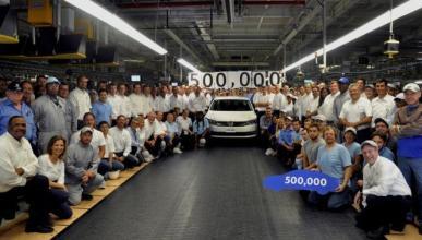 ¿A qué no sabes cuántos VW Passat se han construido en USA?