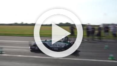 No lo adivinarías nunca: el nuevo récord en el 0-100 km/h