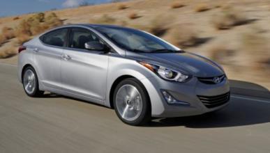 El Hyundai híbrido va cogiendo forma: fotos espía