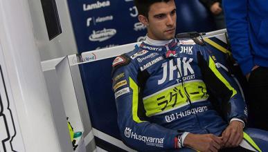 Moto3 2015: Isaac Viñales abandona el equipo Laglisse