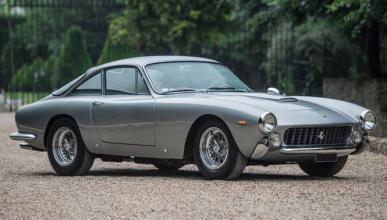 A subasta el Ferrari de Bertone