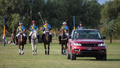 El Polo vuelve a Sotogrande de la mano de Land Rover