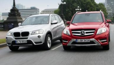 Mercedes pone en duda los avances de BMW