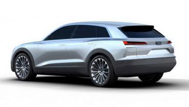 Audi C-BEV Concept, primeras imágenes del germen del Q6