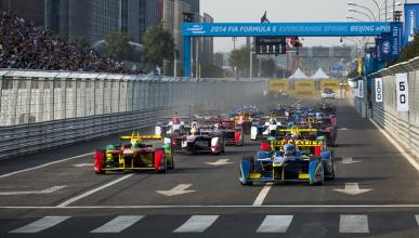 Fórmula E: diez equipos en la segunda temporada