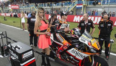 Stefan Bradl rompe su contrato con el Forward Racing