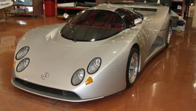 Lotec C1000: el Mercedes que ganó al Veyron, a la venta
