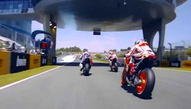 Vídeo: Así se ve MotoGP Jerez 2015 a bordo de una Ducati