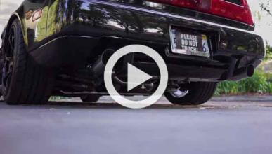 El Honda NSX más sonoro que has visto (u oído) jamás
