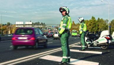 ¿Necesitan chalecos antibalas los agentes de tráfico?
