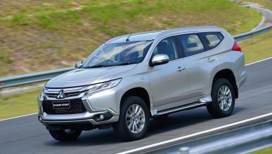 Mitsubishi Montero Sport 2016