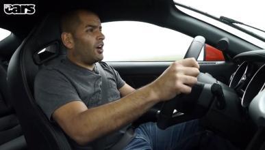 ¡Bombazo! A Chris Harris le encanta el nuevo Ford Mustang
