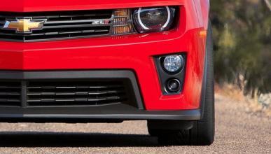 Chevrolet Camaro ZL1 2016, cazado en fase de pruebas