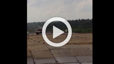 Vídeo: ¿qué pasa si haces drift con tanque?