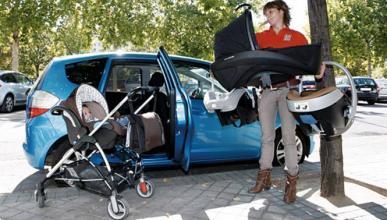 Cuatro claves para comprar una sillita de bebé