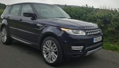 Land Rover llama a revisión a 20.000 coches en China