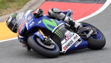 Libres MotoGP GP de Indianapolis 2015: Lorenzo manda