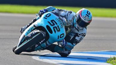 Clasificación Moto3 GP de Indianapolis 2015: sólo Kent