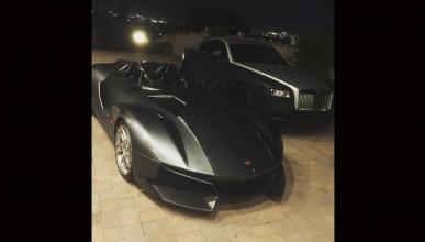 Rezvani Beast Chris Brown 3