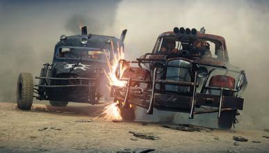 El videojuego de Mad Max llegará cargado de persecuciones
