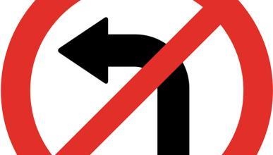 ¿Por qué en Nueva York no quieren giros a la izquierda?