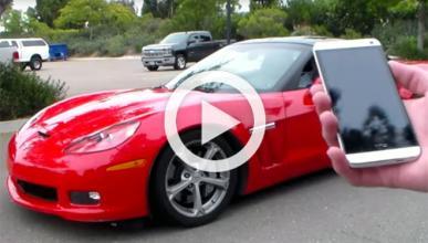 Este Chevrolet Corvette ha sido hackeado