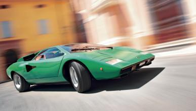 Cazada una réplica de Lamborghini Countach en India