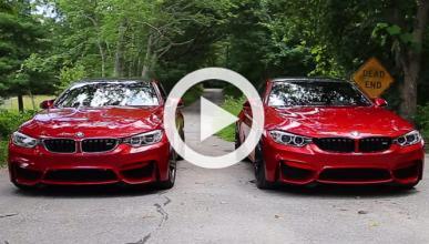 BMW M4 Coupé manual contra automático, ¿cuál es mejor?